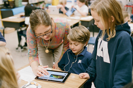 iPads in schools: The right way to do it | Macworld | iPads in Education | Scoop.it