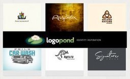 15 Best Sites For Logo DesignInspiration | Beautiful and creative logos | Scoop.it