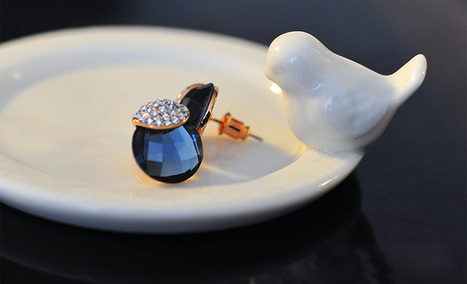 Swarovski Elements Crystal Earrings | Women's Earrings | Scoop.it
