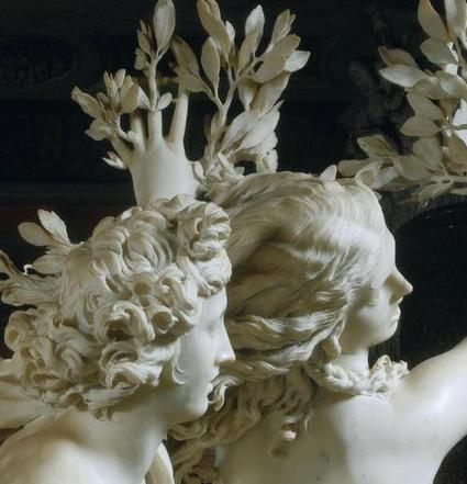 Bernini - Apollo and Daphne | Art & Design: Digital & Analog - and (Interior) Architecture | Scoop.it