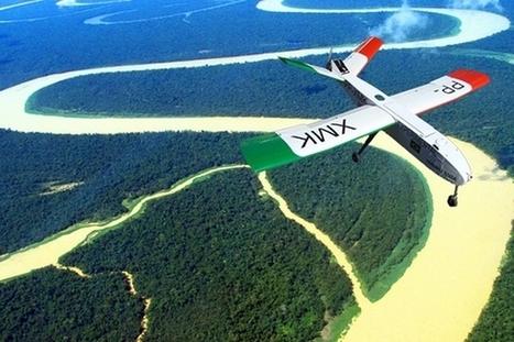 Les nouveaux anges-gardiens de l'Amazonie | Efficycle | Scoop.it