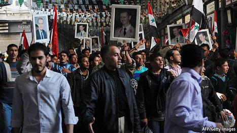 The Arab awakening reaches Syria | Coveting Freedom | Scoop.it