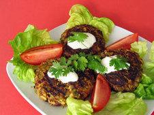 Hamburger végétarien [S.G.]   Patate Purée   Scoop.it