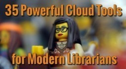 35 Powerful Cloud Tools for Modern Librarians | Against-the-Grain.com | Social Media Tools for Collaboration & Engagement in Libraries | Scoop.it