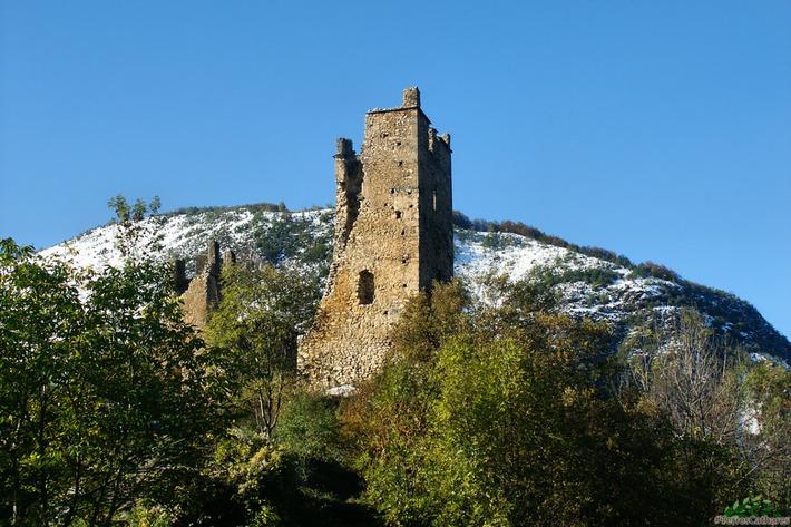 Château de Miglos, Ariège, France | #TerresCathares | Scoop.it