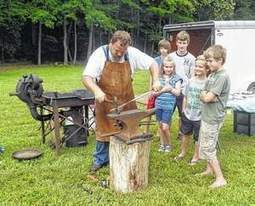 Ruritan tractor show remembers 'how work was done' | Pilot Mountain News | North Carolina Agriculture | Scoop.it
