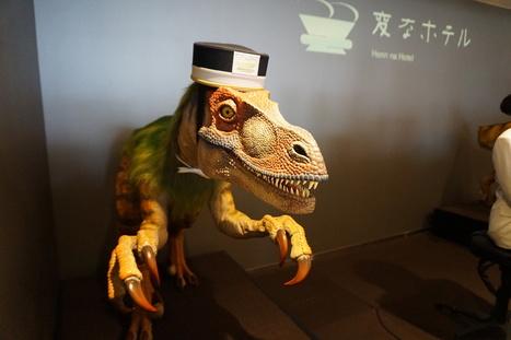 J'ai passé une nuit à l'hôtel des robots à Nagasaki | Mangas, littérature et culture d'Asie | Scoop.it