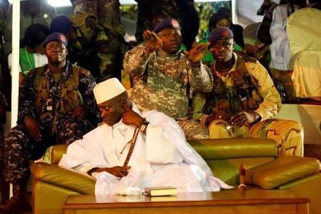 Cash gifts and 'crocodile holes': Gambia's outgoing ruler | African Current Affairs | Scoop.it