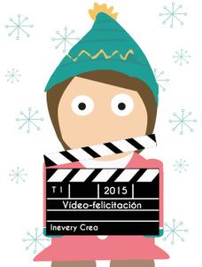 Concurso #Vídeofelicitación Navidad 2015 ¿te apuntas con tu alumnado? - Inevery Crea | Arte y cultura digital | Scoop.it