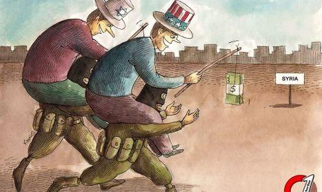 "ISIS is a US-Israeli Creation. Top Ten ""Indications"" | Economic & Multicultural Terrorism | Scoop.it"