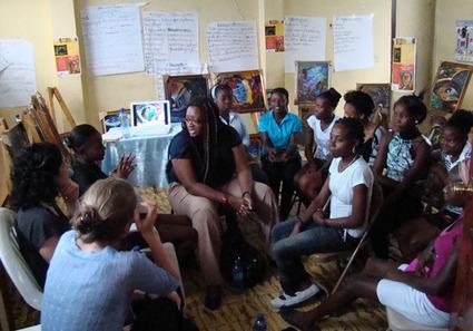 Haití: programa para que chicas adolescentes encuentren su primer empleo   Comunicando en igualdad   Scoop.it
