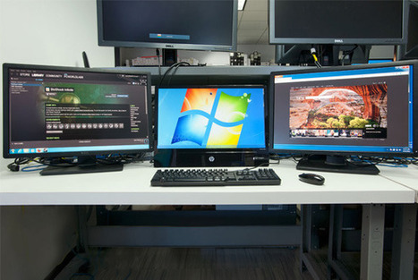 How to create an insane multiple monitor setup with three, four, or more displays | Technology and Gadgets | Scoop.it