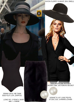 Anne Hathaway's Chic Suit on The Dark Knight Rises | Fashion for all man kind | Scoop.it