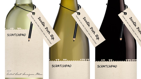 The world's first interactive wine label? It's coming. - Los Angeles Times | Quirky wine & spirit articles from VINGLISH | Scoop.it