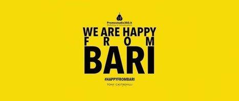 Happy mania, il singolo di Pharrell Williams arriva anche a Bari | Lifestyle | Scoop.it
