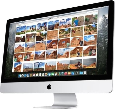 Photos pour Mac : l'invité surprise d'OS X 10.10.3 | Technology | Scoop.it