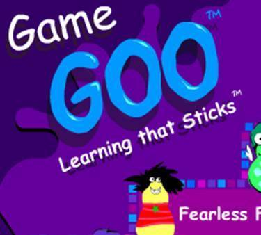 GameGoo - Learning that Sticks! | 30 Elementary Sites In 60 Minutes | Scoop.it