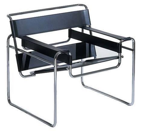 Leçon n°89 : Le fauteuil Wassily | Hartodesign pldd | Ecole du Bauhaus | Scoop.it