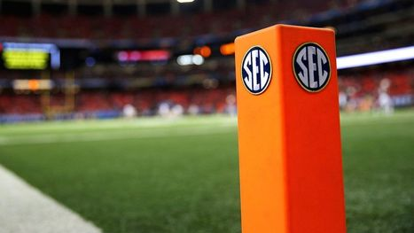 SEC Twitter account endures hacking attack - ESPN.com | The Pointman | Scoop.it