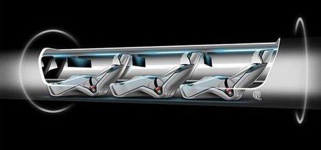 Hyperloop : le projet futuriste d'Elon Musk est-il vraiment réalisable ? | Technologies & Usages | Scoop.it