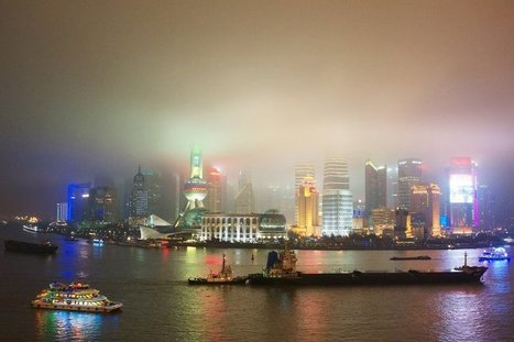Viaje a Shangai: de cómo la voraz revolución industrial ha transformado el paisaje (FOTOS) | Arquitectura y Ciudad Sostenible. | Scoop.it