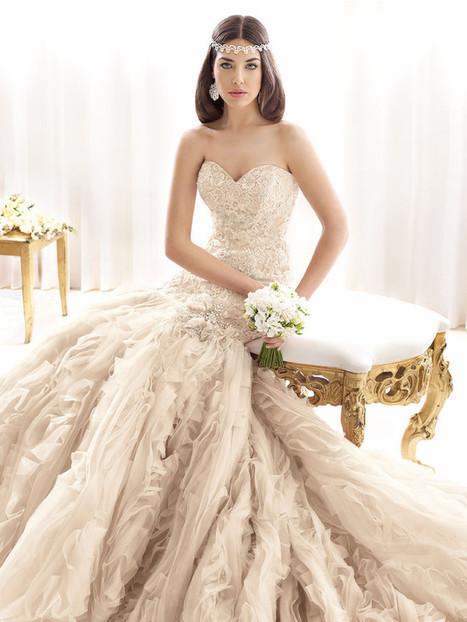 Le Marche Wedding Style | Delsa new collection 2014 | Le Marche & Fashion | Scoop.it