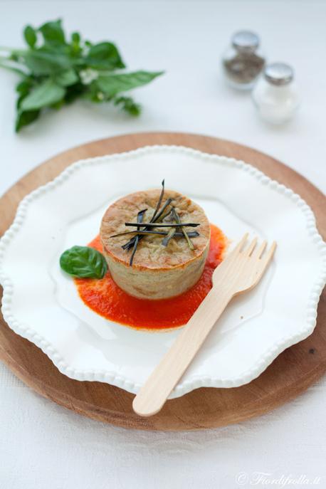 Sformatini di melanzane — Fior di frolla | Ricette di cucina interessanti | Scoop.it