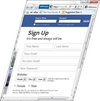 Open multiple facebook accounts using same browser | In the age of Internet | Scoop.it
