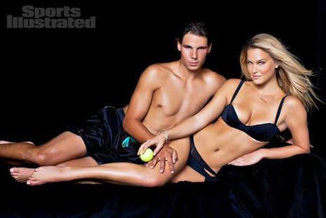 Dopo Nadal, ecco Phelps con Bar Rafaeli... - Affaritaliani.it | JIMIPARADISE! | Scoop.it