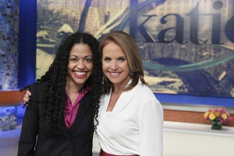 Tiffany Jones (almost) on Katie Couric show | Mixed American Life | Scoop.it