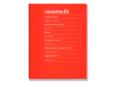 Roulotte | A nomad publishing project via Domènec | The Nomad | Scoop.it