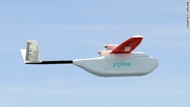 Life-saving drones take flight in Rwanda | International aid trends from a Belgian perspective | Scoop.it