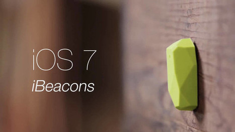 What are iBeacons and why they might change marketing? | Socially | Scoop.it