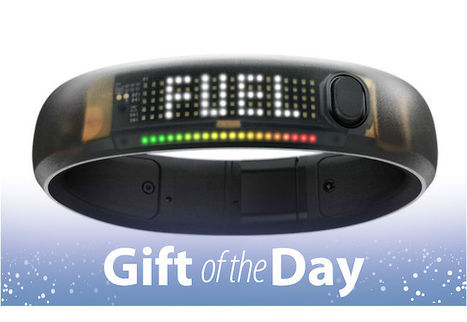 Nike FuelBand Is the Gift for the Digital Athlete | Health Studies Updates | Scoop.it