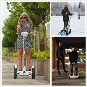 For The Coming Mother's Day, Prepare an Airwheel Intelligent Electric Walk Car | Press Release | Scoop.it