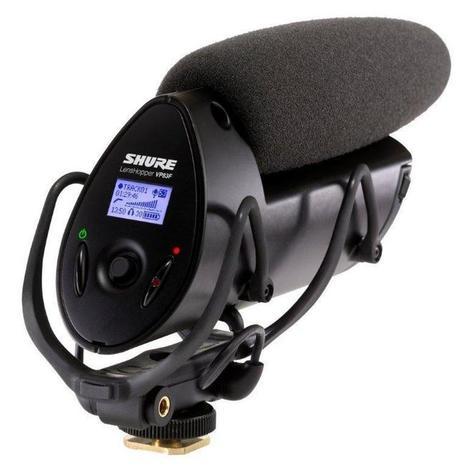 Microfono SHURE para camaras DSLR   T.Ves.TV   Scoop.it