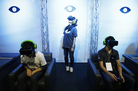 """VR News Roundup - """"the most compelling platform ever!""""   4D Pipeline - trends & breaking news in Visualization, Mobile, 3D, AR, VR, and CAD.   Scoop.it"""