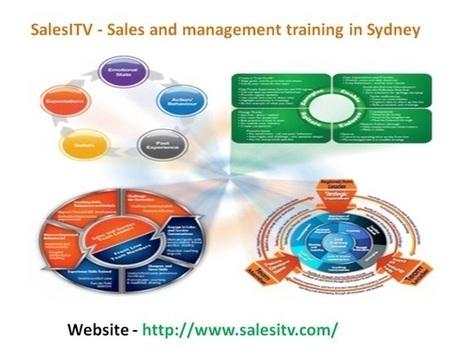 SalesITV - Sales and management training in Sydney | salesitv.com | Scoop.it