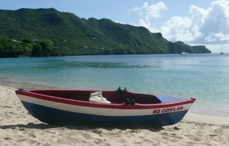 Caribbean Photo of the Week: No Complaints in Bequia   Bequia - All the Best!   Scoop.it