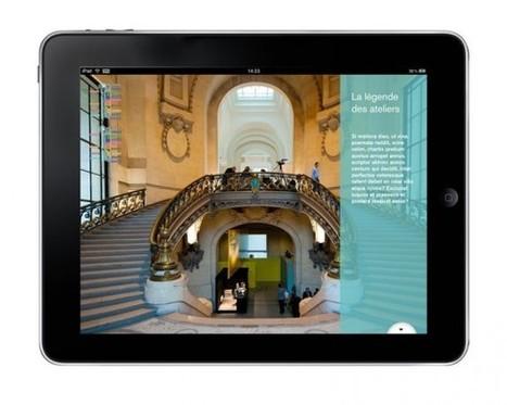Visites virtuelles des musées et des lieux culturels | innovation veille | Scoop.it