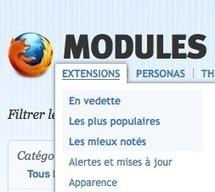 Les meilleures extensions Firefox pour le référencement | CRAW | Scoop.it