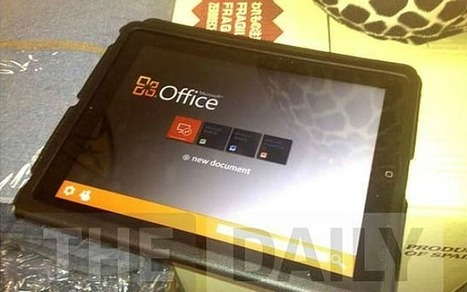 Office for iPad: Why It Would Make Sense for Microsoft | Tech Trending | Scoop.it
