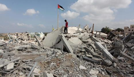 Israel Launches Airstrikes on Gaza After Rockets Shatter Truce - NBC News | Unconventional Conflict | Scoop.it