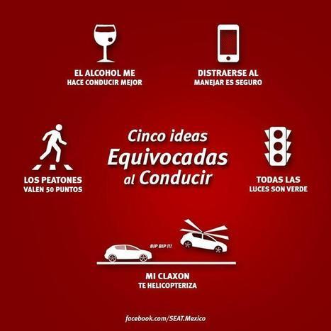 Twitter / SEAT_Mexico: #SiYoFueraFamoso promovería ...   Cultura vial   Scoop.it