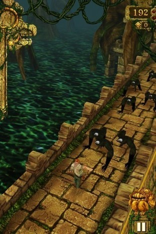 Temple Run, le jeu pour vous échapper des temples incas | Windows Mac Mobile Application | Scoop.it