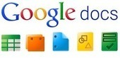 Teacher's Guide to Using Shared Google Docs with Students ~ Educational Technology and Mobile Learning | Inspiring Things | Scoop.it