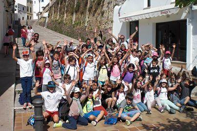 CE2 et CM1 : les classes sont bien arrivées à Minorque | Lycée Français MLF de Palma 2013-2014 | Scoop.it