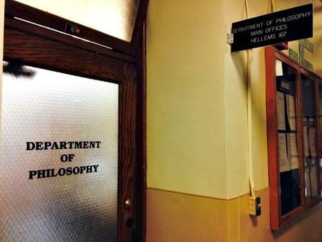 Pervasive sexual harassment within philosophy department | Philosophy Hub | Scoop.it