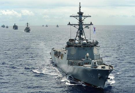 Military ships from around the world arriving in Hawaii for maritime exercises | Maritime safety and security in the Indian Ocean | Scoop.it
