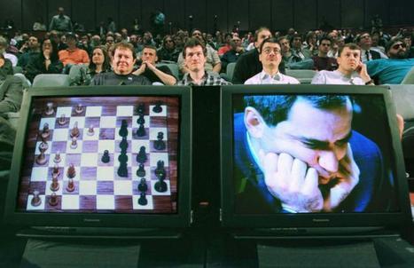 Actualité > Un bug serait à l'origine de la victoire de Deep Blue contre Kasparov | Merveilles - Marvels | Scoop.it